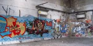Lost Place: Gaswerk Spandau